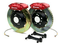 Brembo Red Front Slotted Big Brake Kit -99-02 Nissan Skyline GT-R R34