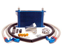 GReddy Oil Cooler Kits - 99-02 Nissan Skyline R34