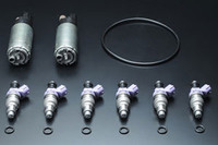 HKS Fuel Upgrade Kit 700cc - 09-15 Nissan Skyline GT-R R35
