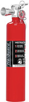 H3R Performance HalGuard Clean Agent Car Fire Extinguisher 2.5 lb - RED
