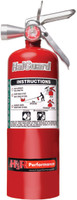 Maxout HalGuard Clean Agent Car Fire Extinguisher 5.0 lb - RED
