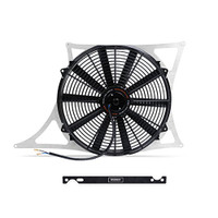 Mishimoto Performance Aluminum Fan Shroud Kit w/ NPT - 01-06 BMW M3 E46