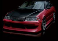 Origin Toyota Mark II Stylish Front Bumper - JZX100