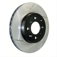 StopTech Stop Tech Slotted Rear Left Brake Rotor - 00-09 Honda S2000