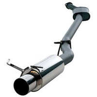HKS Hi-Power Single Exhaust - 00-09 Honda S2000