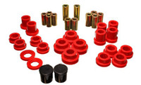 Energy Suspension Red Rear Control Arm Bushing - 00-09 Honda S2000
