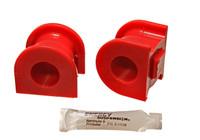 Energy Suspension Red Rear Sway Bar Bushing Set 26.5mm - 00-09 Honda S2000