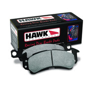 Hawk HT-10 Compound Front Racing Brake Pads - 03-14 Mitsubishi Evolution 8,9,X
