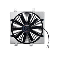 Mishimoto Radiator Fan Shroud Kit - 03-06 Mitsubishi Evolution 8/9