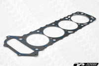 Cometic 91mm Metal Head Gasket - Nissan KA24DE
