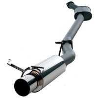 HKS Hi-Power Exhaust  - Adjustable Length Tip - RX8 SE3P (Turbo Applications)
