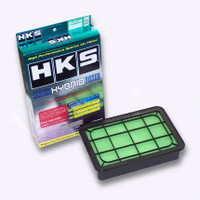 HKS Super Hybrid Filter - 08-14 Mitsubishi Evolution X