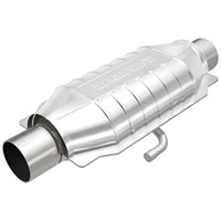 Magnaflow Rear Universal Catalytic Converter (Non CARB compliant) - 86-91 Mazda RX-7