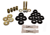 Energy Suspension Black Front End Link Kit - 86-88 Mazda RX-7