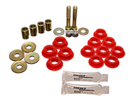 Energy Suspension Red Front End Link Kit - 86-88 Mazda RX-7