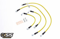 ISR Performance Brake Lines - Nissan 350Z (Brembo Brakes)