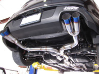 ISR Performance Race Exhaust - Hyundai Genesis Coupe 2.0T 09+