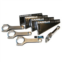 Carrillo PRO-H Connecting Rod Set of 4 - 90-05 Mazda Miata