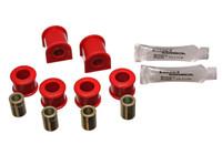 Energy Suspension Red Rear Stabilizer Bar Bushing- 90-97 Mazda Miata