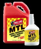 Red Line Manual Transmission Fluid MTL 75W80