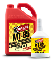 Red Line Manual Transmission Fluid MT-85 75W85