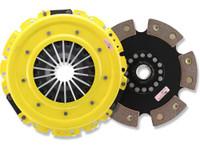 ACT HD/Race Sprung 6 Pad Clutch Kit - 03-06 Infiniti G35, 03-06 Nissan 350Z