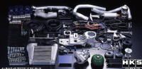 HKS GT Supercharger System Kits - 03-07 Infiniti G35