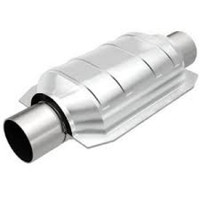 Magnaflow Universal California Catalytic Converter 2.25 in In/Out - 93-95 Lexus GS300, 91-94  LS400, 92-95 SC300/SC400