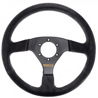 Sparco Competition Steering Wheel 323 Black Suede 330mm