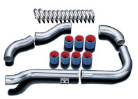 HKS Intercooler Piping Kit - 4-Piece Kit [2 In & 2 Out Pipes] - BNR32 RB26DETT
