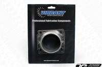 "Vibrant Aluminum Mass Air Flow Sensor Adapter Nissan 3.00"""