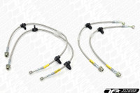 Goodridge Stainless Steel Brake Lines - S550 2015+ Ford Mustang GT / Ecoboost (All Models)
