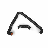 Mishimoto Silicone Radiator Hose Kit - 300ZX Z32 Turbo (Black)