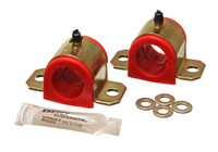 Energy Suspension Red Front Sway Bar Bushing Set 30mm - 93-98 Toyota Supra