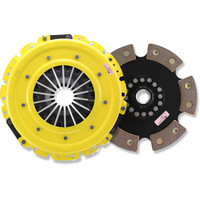 ACT Race Rigid 6 Pad Heavy Duty Clutch Kit - 84-87 Toyota Corolla AE86