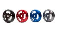 Grimmspeed Blue Lightweight Crank Pulley- 2013+ Scion FR-S & Subaru BRZ, 2015+ Subaru Impreza WRX