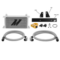 Mishimoto Thermostatic Oil Cooler Kit - 08-13 Infiniti G37, 09-15 Nissan 370Z