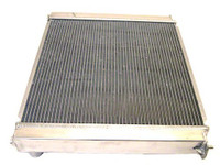 Koyo Aluminum HH Series Racing Radiator - 90-96 Nissan 300ZX Turbo