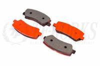 G-LOC R10 Front Brake Pads - Nissan 240SX S13 S14