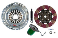 Exedy Racing Stage 2 Cerametallic Clutch Kit + CSC Clutch Slave - 11-17 Ford Mustang GT
