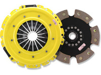 ACT Sport Pressure Plate with Race Rigid 6-Pad Clutch Disc - 15-16 Ford Mustang GT/EcoBoost