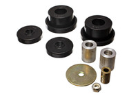 Energy Suspension Black Rear Differential Carrier Bushing Set - 2015 Ford Mustang GT