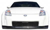 Carbon Creations N-1 Front Lip Under Spoiler Air Dam -  03-05 Nissan 350Z