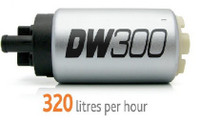 DeatschWerks DW300 In-Tank Fuel Pump - 06-09 Honda S2000