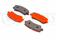G-LOC R10 Rear Brake Pads - 2015+ S550 Ford Mustang All Models