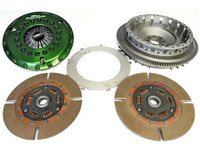 OS Giken Grand Touring Series Twin Plate Clutch 215mm - BMW E92 M3