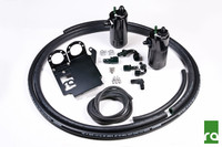 Radium Engineering Dual Catch Can Kit (RHD/ LHD) - 06-09 Honda S2000