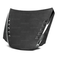 Seibon BT-Style Carbon Fiber Hood - 2014+ Lexus IS250/350