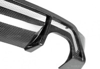 Seibon RF-Style Carbon Fiber Rear Lip - 2014+ Lexus IS250/350