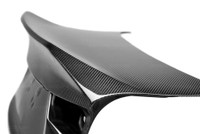 Seibon CSL-Style Carbon Fiber Rear Trunk Lid - 2014+ Lexus IS250/350